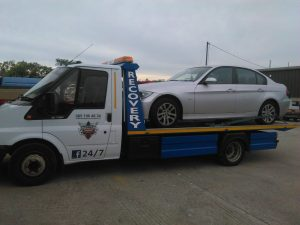 Celtic Towing - car recovery photo